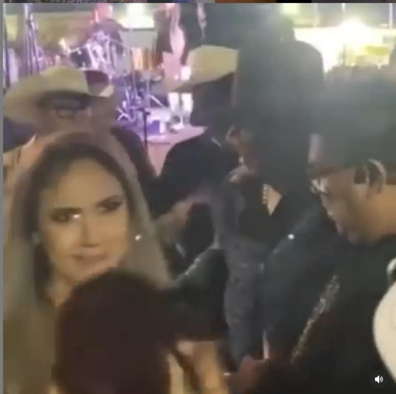 "Lalo Mora tocando fanática: ""Viejo mano larga"""