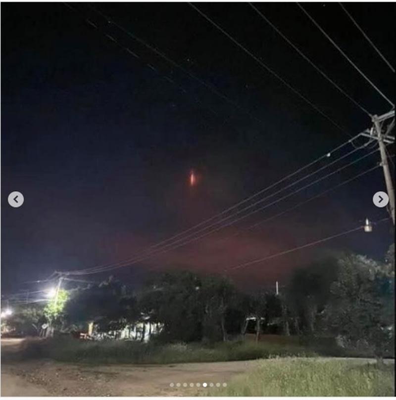 Fireline Sky Sprite Red: Sprite Red