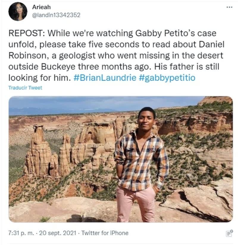 Gabby Petito otras víctimas: Otra victima en Grand Teton Park