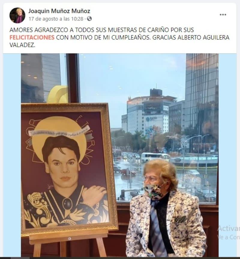 Juan Gabriel se cayó sismo: División de opiniones