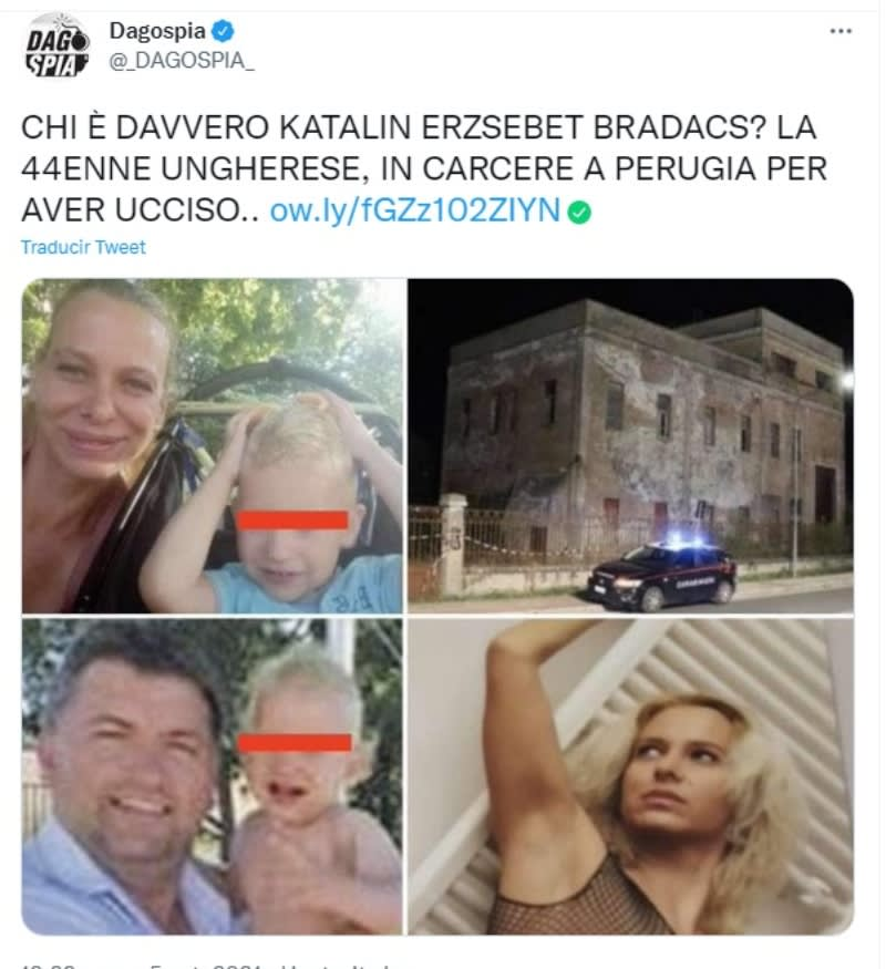 Katalin Bradacs mata hijo mostrador supermercado: Pelea por la custodia
