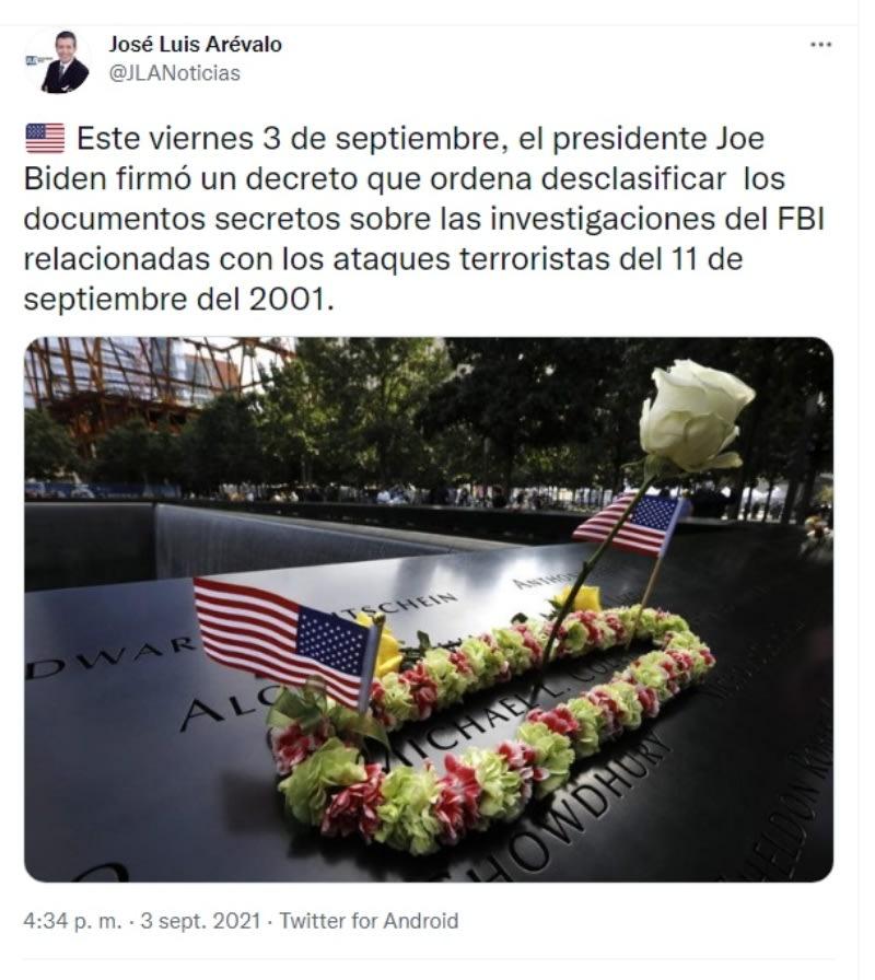 Joe Biden Decree Attack: Ground Zero