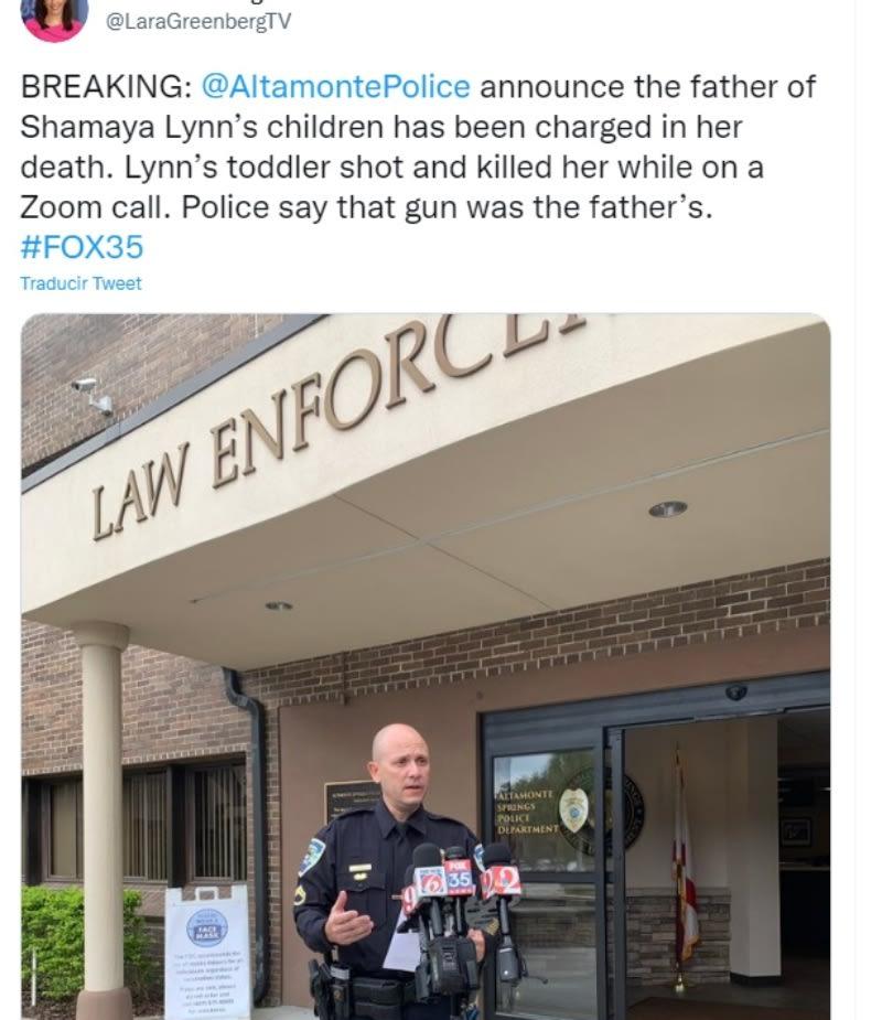 Niño mata madre disparo: El arma era del padre