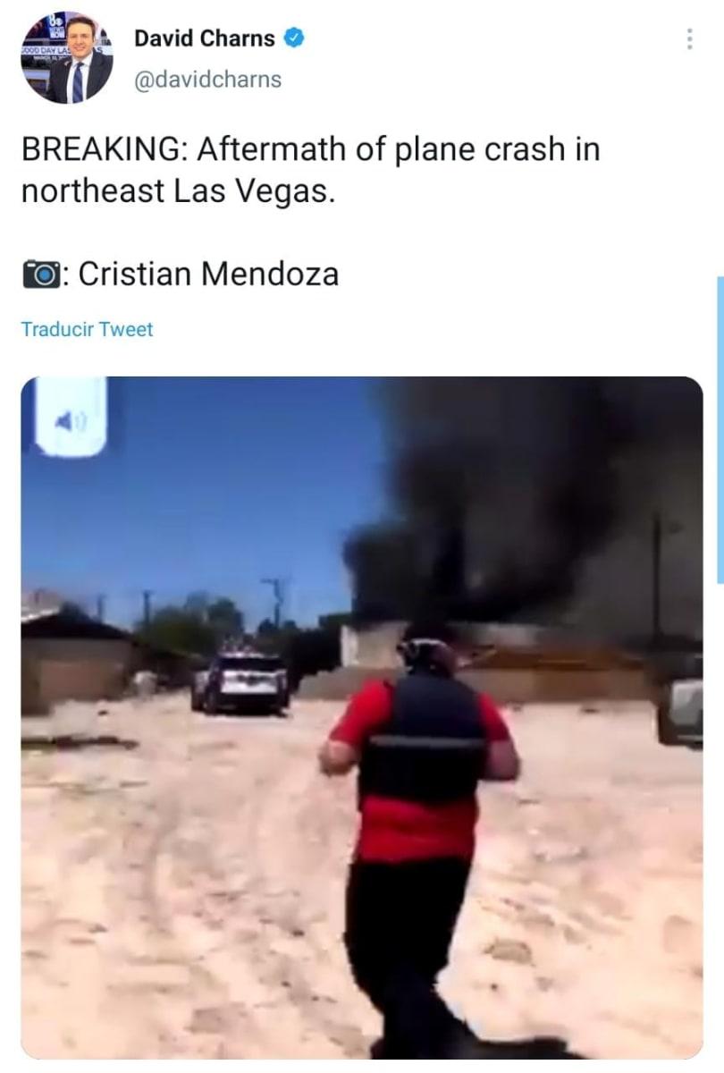 Avión Militar Nevada