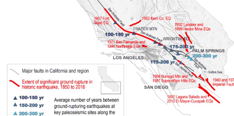 Sismo Fortuna California (Tw)