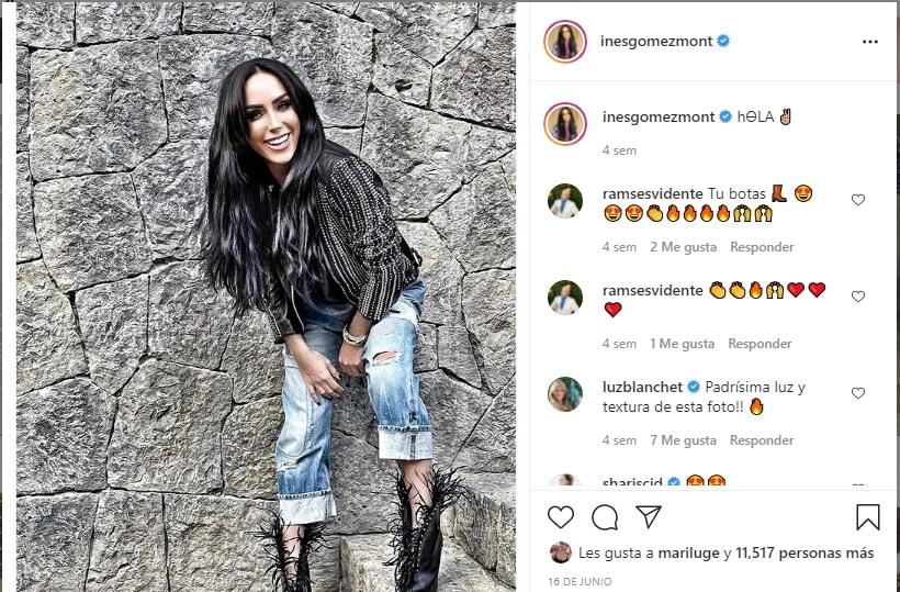 Inés Gómez Mont, ¿le pidió matrimonio a Tom Brady?