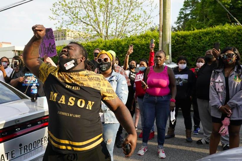 tiroteo Carolina del Norte, hombre afroamericano, Andrew Brown Jr (AP)