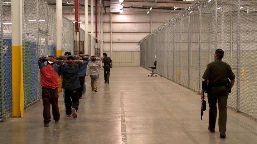 CBP tres grupos migrantes 2