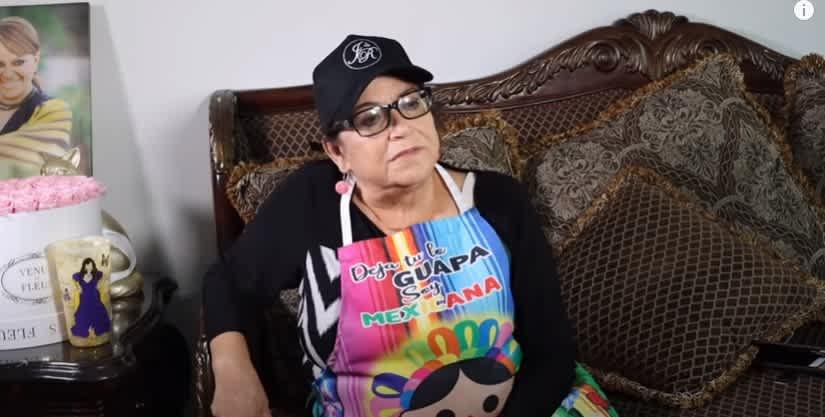 La señora Rosa aprendió una gran lección con la muerte de Jenni Rivera