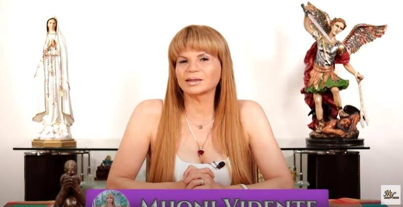 Mhoni Vidente revela que hoy habrá una señal apocalíptica 13 de mayo