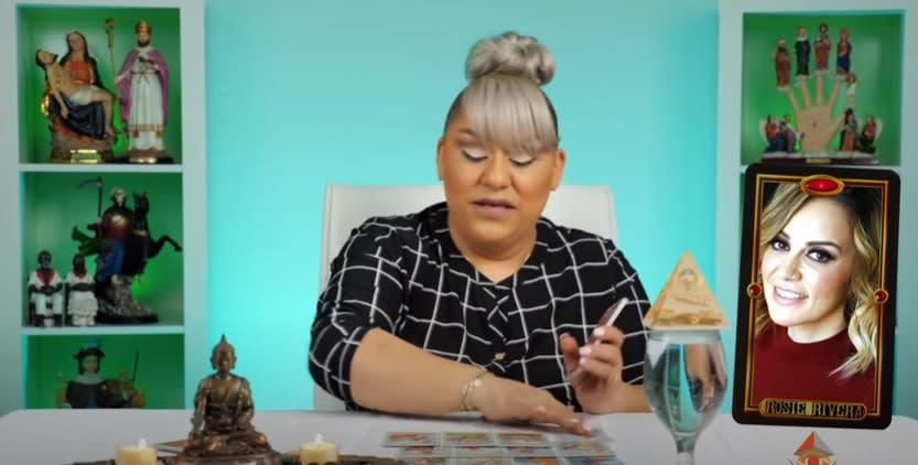 Rosie Rivera revela quién ocupará su lugar en Jenni Rivera Enterprises Vieira Vidente