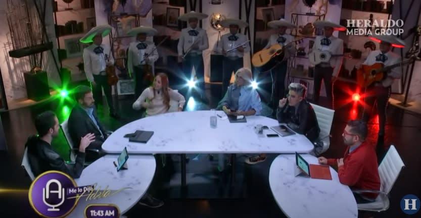 """Mi tío Pepe me imponía mucho"""