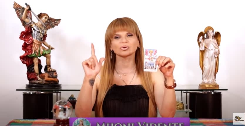 A president would be betrayed, according to Mhoni Vidente