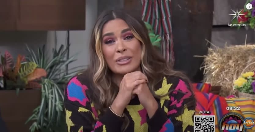 """""""In life I have screwed up several times"""": Galilea Montijo"""