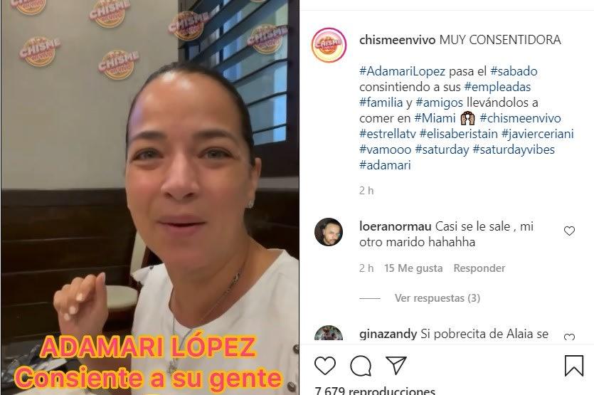 ¿Trata mal a sus empleadas? Adamari López sube un vídeo que sorprende por lo que hizo a las mujeres que trabajan para ella