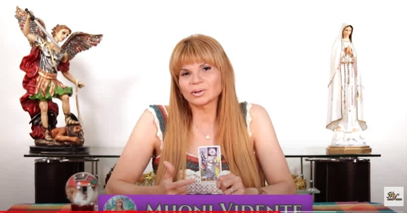 Mhoni Vidente says the end of the pandemic is near