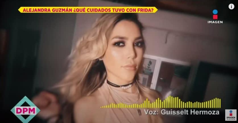 Aseguran que Frida Sofía se realizó pruebas psiquiátricas para demostrar que dice la verdad Enrique Guzmán Alejandra Guzmán Shanik Berman