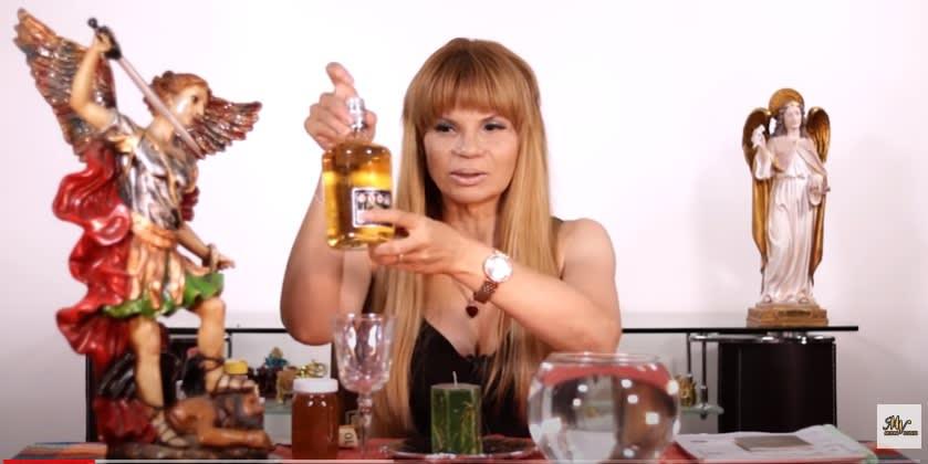 Ritual de Mhoni Vidente, ¿en qué consiste?