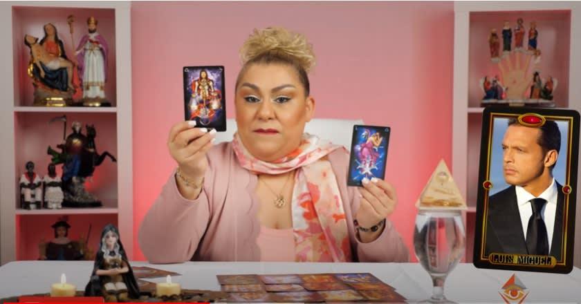 Vieira Vidente revela lo que pasó realmente con la mamá de Luis Miguel