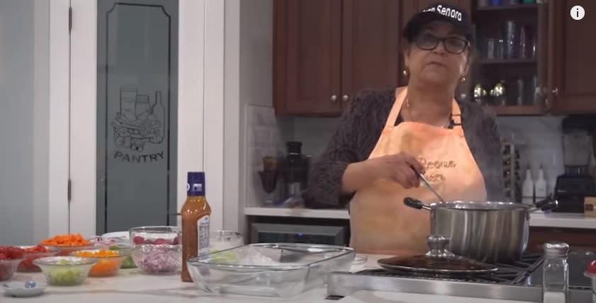 Cuenta sobre el primer novio de Rosie Rivera