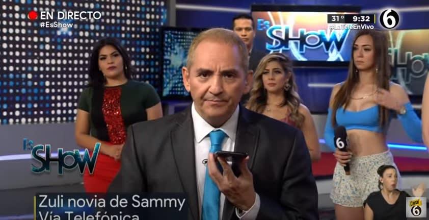 """Novia de Sammy Pérez confesó que lo llevó """"a la fuerza"""" al hospital"""