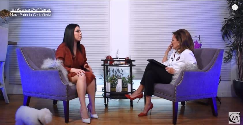 Lizbeth Rodríguez le saca sus trapitos al sol de infidelidad a Raúl Araiza