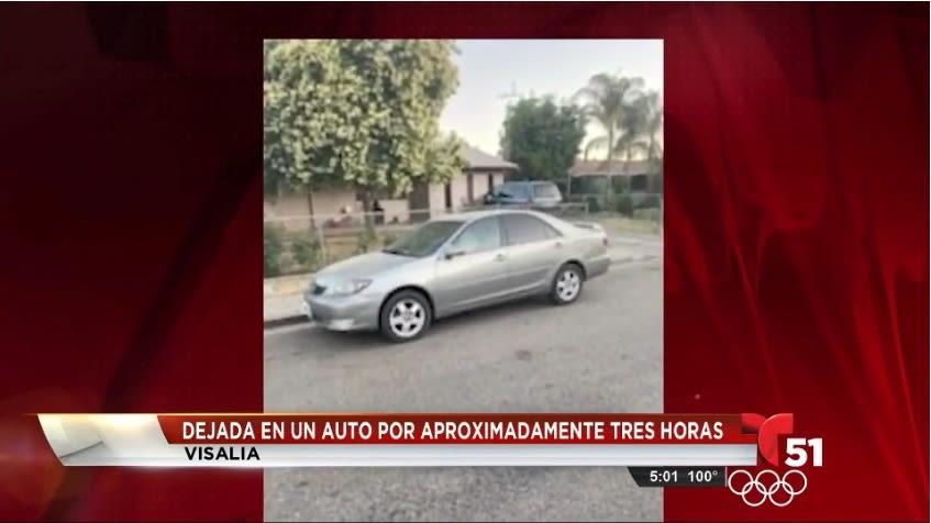Niña hispana muere de calor madre marihuana