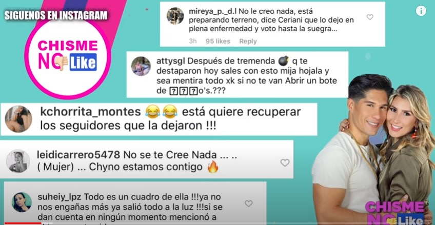 Chyno Miranda's mother is afraid of her daughter-in-law