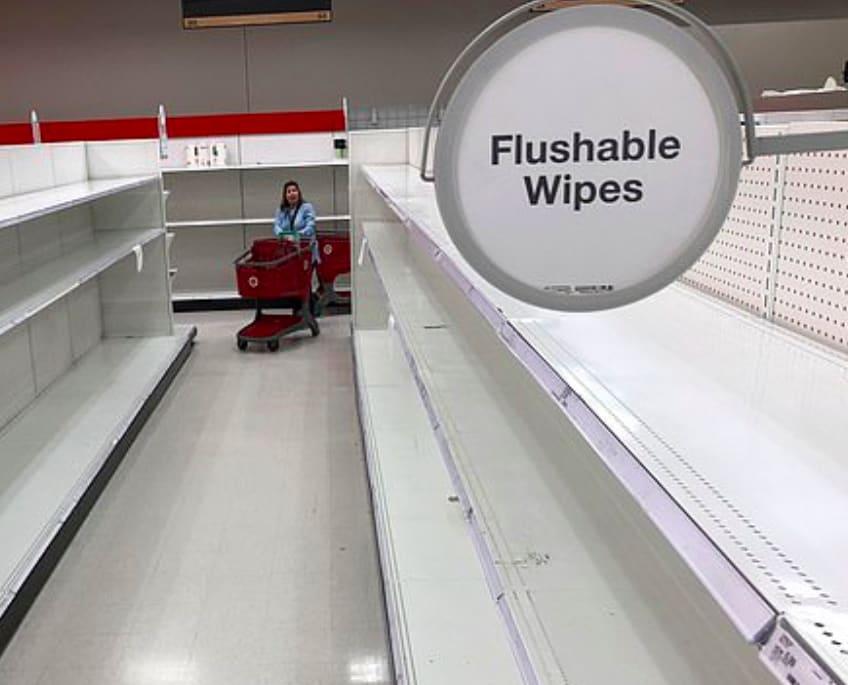 COVID EEUU papel higiénico