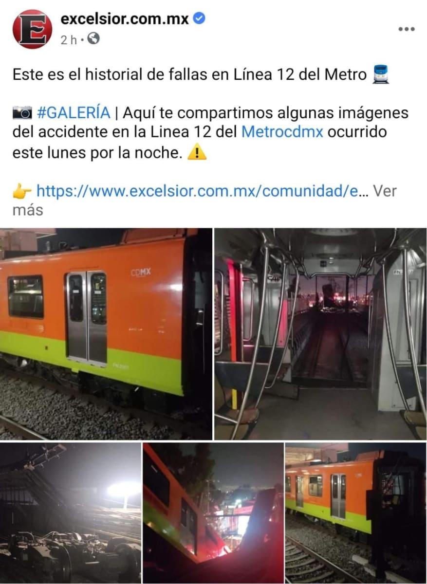 AMLO víctimas metro