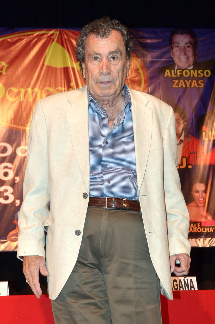 Alfonso Zayas, todo un icono