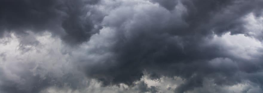 Nueva tormenta tropical Larry se convertirá en huracán este jueves o viernes