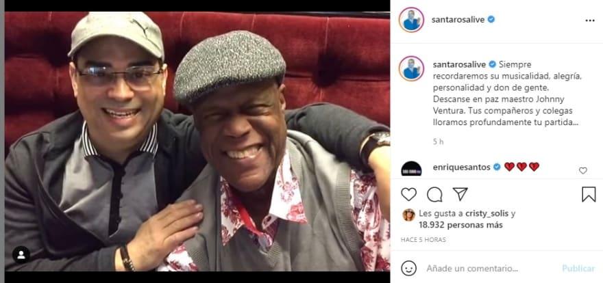 Puerto Rican celebrities react