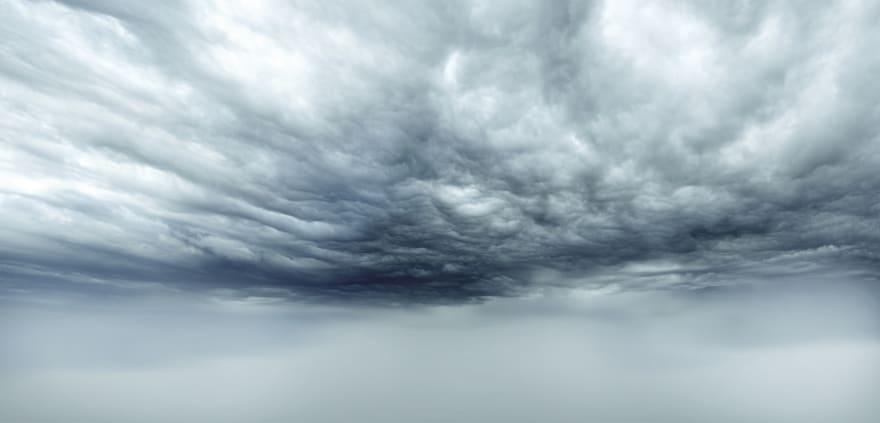 tormenta tropical en el golfo