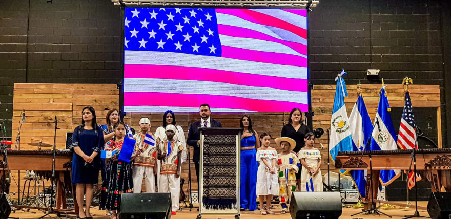 Celebran en Atlanta dos siglos de la independencia de Centroamérica