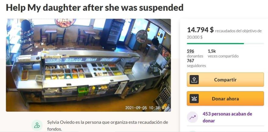 Subway employee