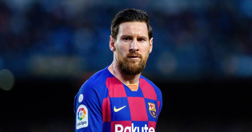 Messi alivia sus frustraciones con Argentina
