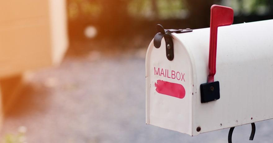 3 Formas de organizar una petición de retención de correo postal del USPS