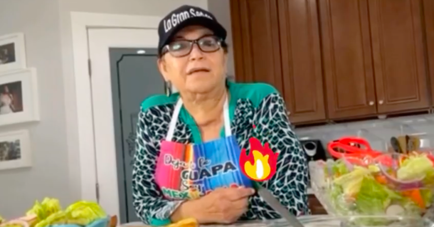 La abuela de Jenicka López habló de la herencia