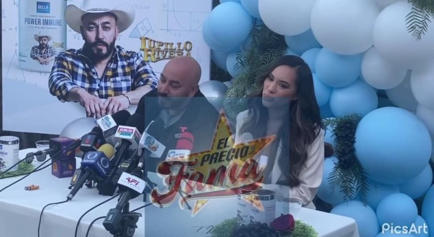 Mensaje de Lupillo Rivera al pedirle perdón a Belinda