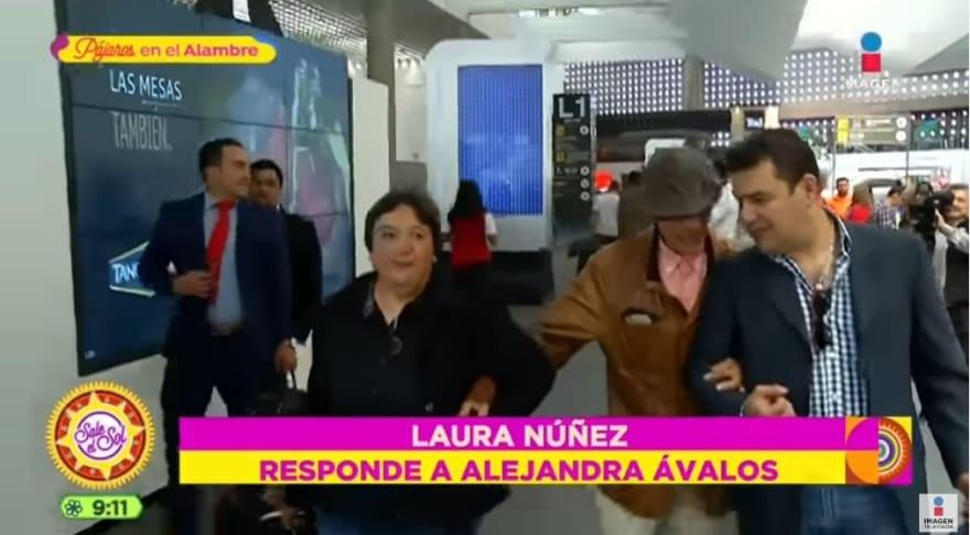 Exasistente José José Laura Núñez estalla: Su relación con el Príncipe de la Canción