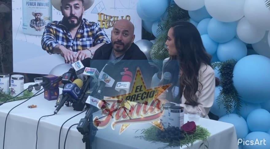 Lupillo Rivera le pide perdón a Belinda y revela por que se quitó el tatuaje