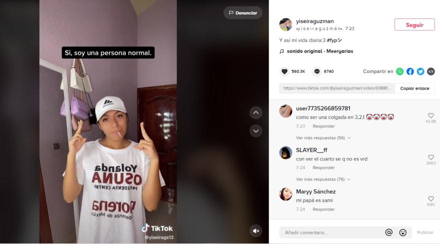 Sobrina Chapo preguntas: ¿Tienes amigos?