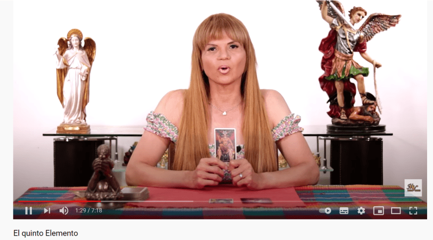 Mhoni Vidente warns Luzbel: What is happening with this fifth element?