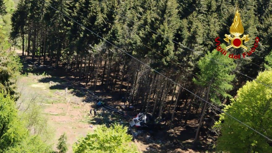 Tragedia Teleférico Italia: lo que debes conocer sobre el accidente