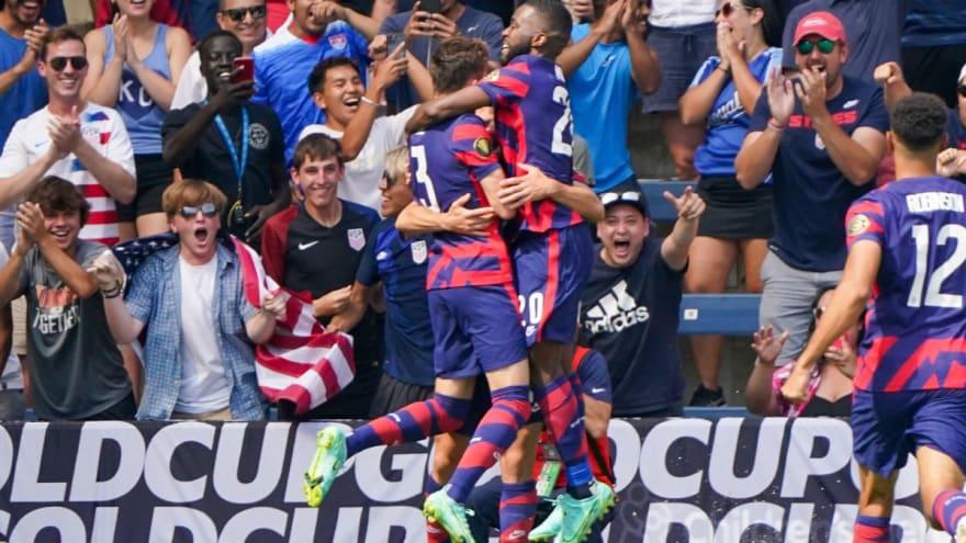 Copa Oro ya tiene listas su semifinales el jueves en Austin y Houston