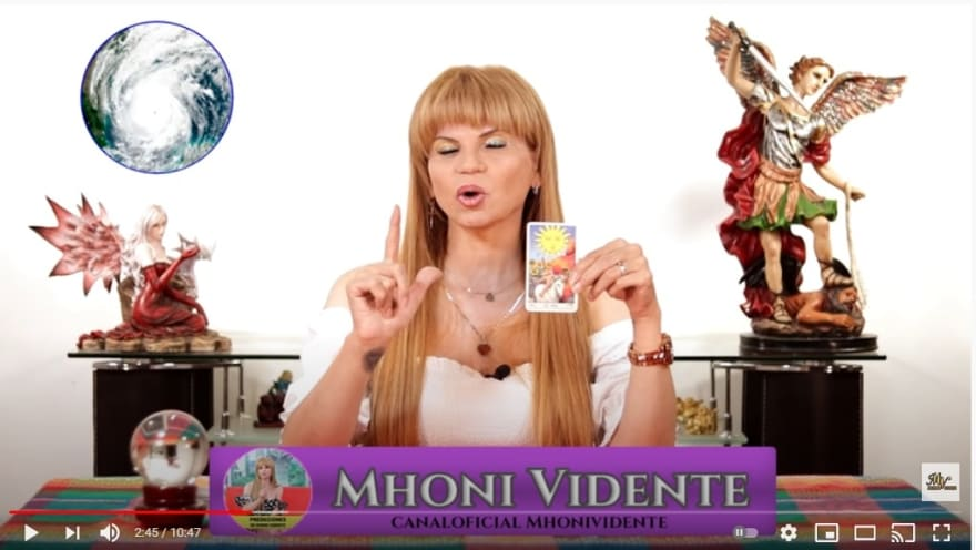 Mhoni Vidente predicciones junio 3
