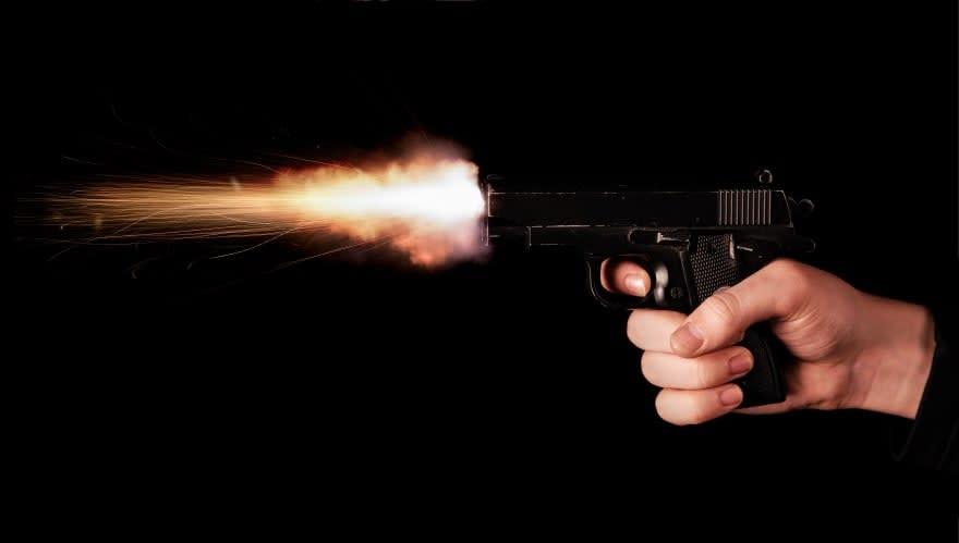 """""""¡Baja el arma!"""""""