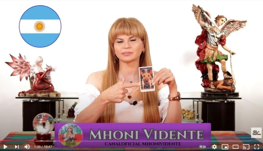 Mhoni Vidente predicciones junio 2