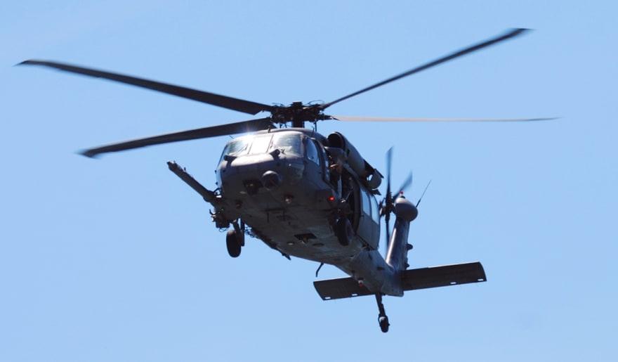 Helicóptero de la marina se estrella frente a la costa de San Diego